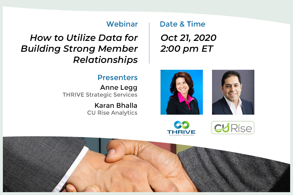 How to Utilize Data for Building Strong Member Relationships – Journey from Data to Analytics