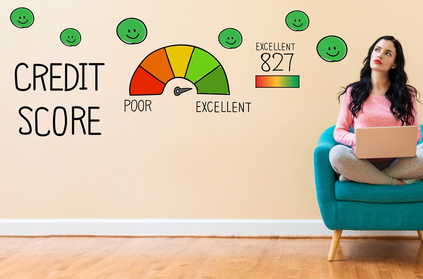 Do Credit Scores Offer an Accurate Picture of Risk Today?